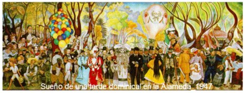 the history and important influence of the mexican muralist movement Mexican murals are an important part of mexican culture and history,  in history mural movement  starting in the early 1900s some of the greatest muralist of.