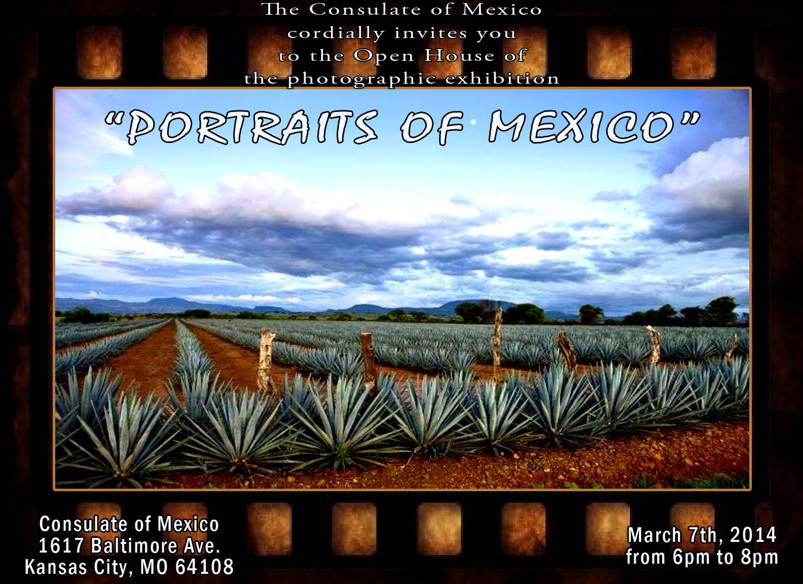 Portraits of Mexico