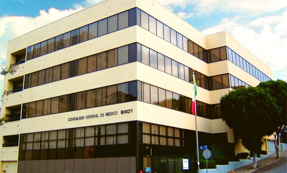 El Consulado General de México en Los Ángeles