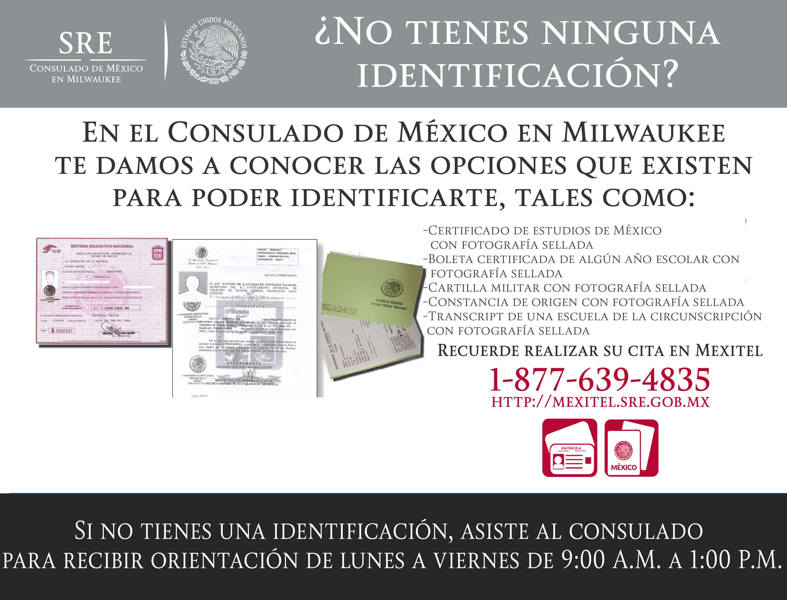 Consulado de México en Milwaukee