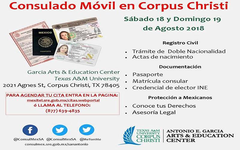 Consulado de México en San Antonio