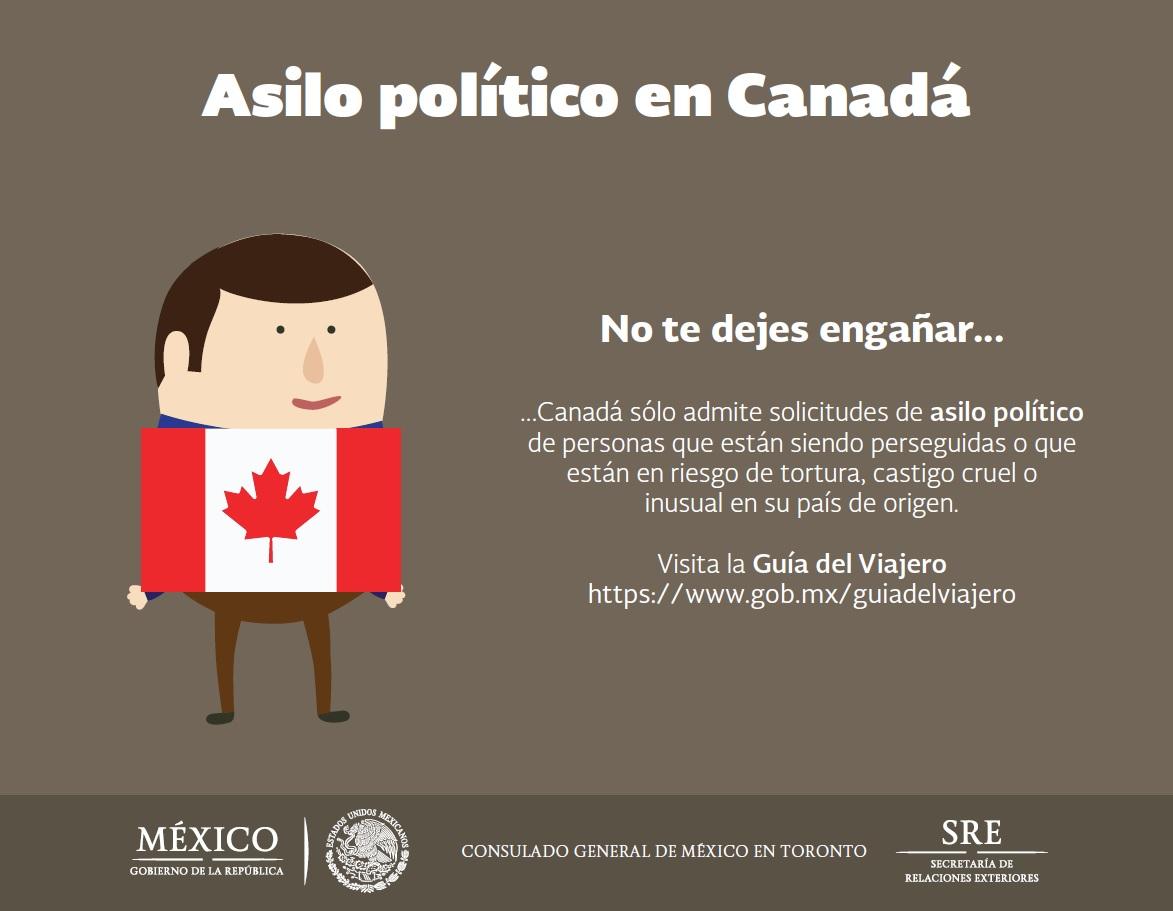 Tienes planes de viajar a Canadá?